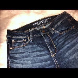 American Eagle 360 stretch skinny jeans